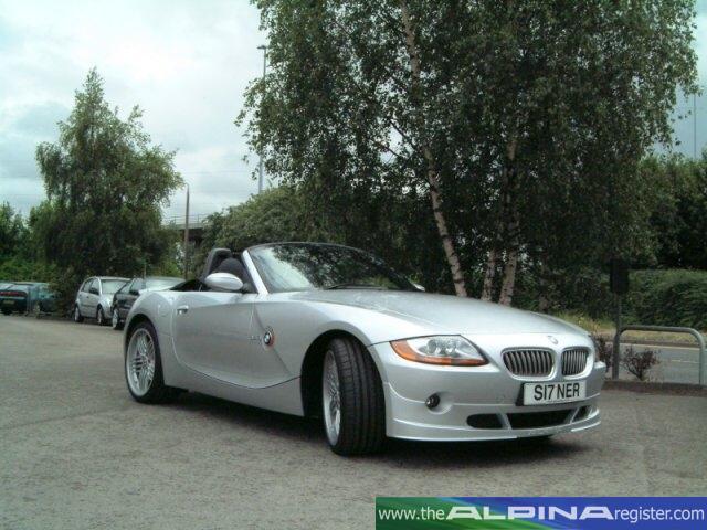 www.theALPINAregister.com - ALPINAregister.com ALPINA Roadster S ...