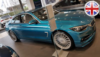 ALPINA B4 S Bi-Turbo coupe
