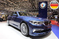 ALPINA B5 Bi-Turbo saloon