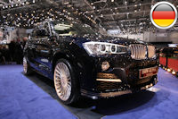 ALPINA XD3 Bi-Turbo offroad