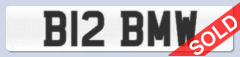 b12bmw - Click for preview the plate