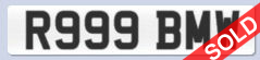 r999bmw - Click for preview the plate