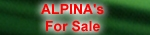 List ALPINAs For Sale
