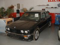 ALPINA BMW SA 333i number 333700156 - Click Here for more Photos