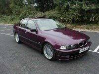 ALPINA B10 3.3 number 100 - Click Here for more Photos