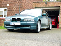 ALPINA B10 3.3 switchtronic number 138 - Click Here for more Photos