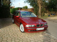 ALPINA B10 3.3 number 14 - Click Here for more Photos