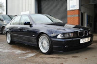 ALPINA B10 3.3 switchtronic number 166 - Click Here for more Photos
