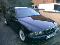 ALPINA B10 3.3 switchtronic number 186 - Click Here for more Photos