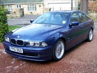 ALPINA B10 3.3 switchtronic number 187 - Click Here for more Photos