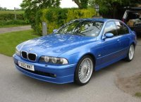 ALPINA B10 3.3 switchtronic number 221 - Click Here for more Photos