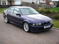 ALPINA B10 3.3 number 49 - Click Here for more Photos