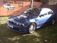 ALPINA B10 3.3 number 54 - Click Here for more Photos