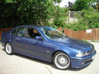 ALPINA B10 3.3 number 58 - Click Here for more Photos