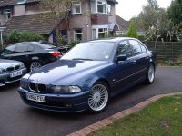 ALPINA B10 3.3 number 81 - Click Here for more Photos