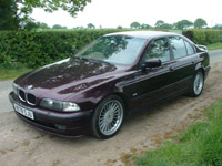 ALPINA B10 3.3 number 87 - Click Here for more Photos
