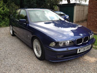 ALPINA B10 3.3 number 97 - Click Here for more Photos
