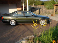ALPINA B10 3.5 number 175 - Click Here for more Photos