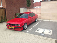 ALPINA B10 3.5 number 229 - Click Here for more Photos