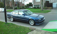 ALPINA B10 3.5 number 474 - Click Here for more Photos