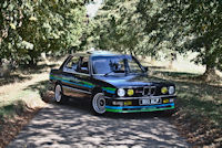 ALPINA B10 3.5 number 5537 - Click Here for more Photos