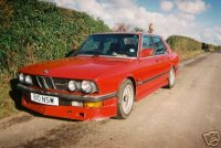 ALPINA B10 3.5 number 5538 - Click Here for more Photos