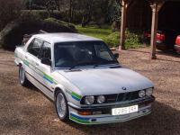 ALPINA B10 3.5 number 77 - Click Here for more Photos