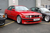 ALPINA B10 3.5 number 7721 - Click Here for more Photos