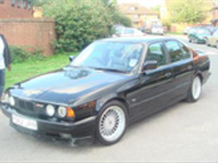 ALPINA B10 3.5 number 7736 - Click Here for more Photos