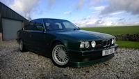 ALPINA B10 3.5 number 7906 - Click Here for more Photos