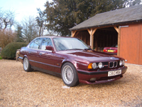 ALPINA B10 3.5 number 8033 - Click Here for more Photos