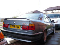 ALPINA B10 3.5 number 8035 - Click Here for more Photos