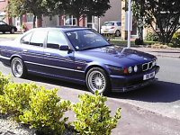 ALPINA B10 4.0 number 14 - Click Here for more Photos