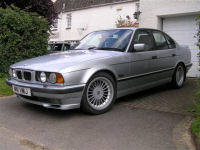ALPINA B10 4.0 number 20894 - Click Here for more Photos