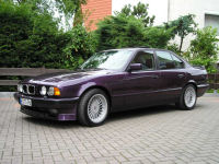 ALPINA B10 4.0 number 35 - Click Here for more Photos