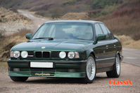 ALPINA B10 Bi Turbo number 129 - Click Here for more Photos