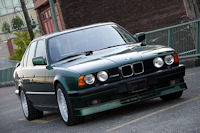 ALPINA B10 Bi Turbo number 135 - Click Here for more Photos