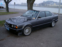 ALPINA B10 Bi Turbo number 152 - Click Here for more Photos