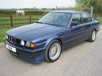 ALPINA B10 Bi Turbo number 171 - Click Here for more Photos