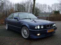 ALPINA B10 Bi Turbo number 217 - Click Here for more Photos