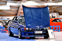 ALPINA B10 Bi Turbo number 260 - Click Here for more Photos