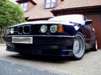 ALPINA B10 Bi Turbo number 261 - Click Here for more Photos