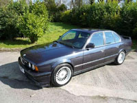 ALPINA B10 Bi Turbo number 286 - Click Here for more Photos