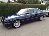 ALPINA B10 Bi Turbo number 351 - Click Here for more Photos