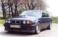 ALPINA B10 Bi Turbo number 407 - Click Here for more Photos