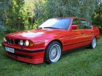 ALPINA B10 Bi Turbo number 417 - Click Here for more Photos