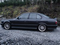 ALPINA B10 Bi Turbo number 429 - Click Here for more Photos