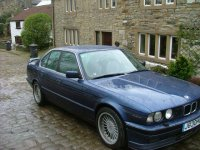 ALPINA B10 Bi Turbo number 438 - Click Here for more Photos
