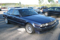 ALPINA B10 Bi Turbo number 440 - Click Here for more Photos