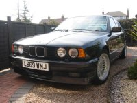 ALPINA B10 Bi Turbo number 445 - Click Here for more Photos